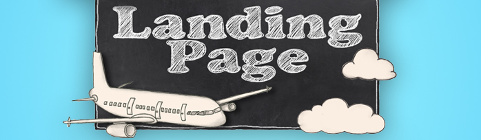 Types of Landing Pages Image